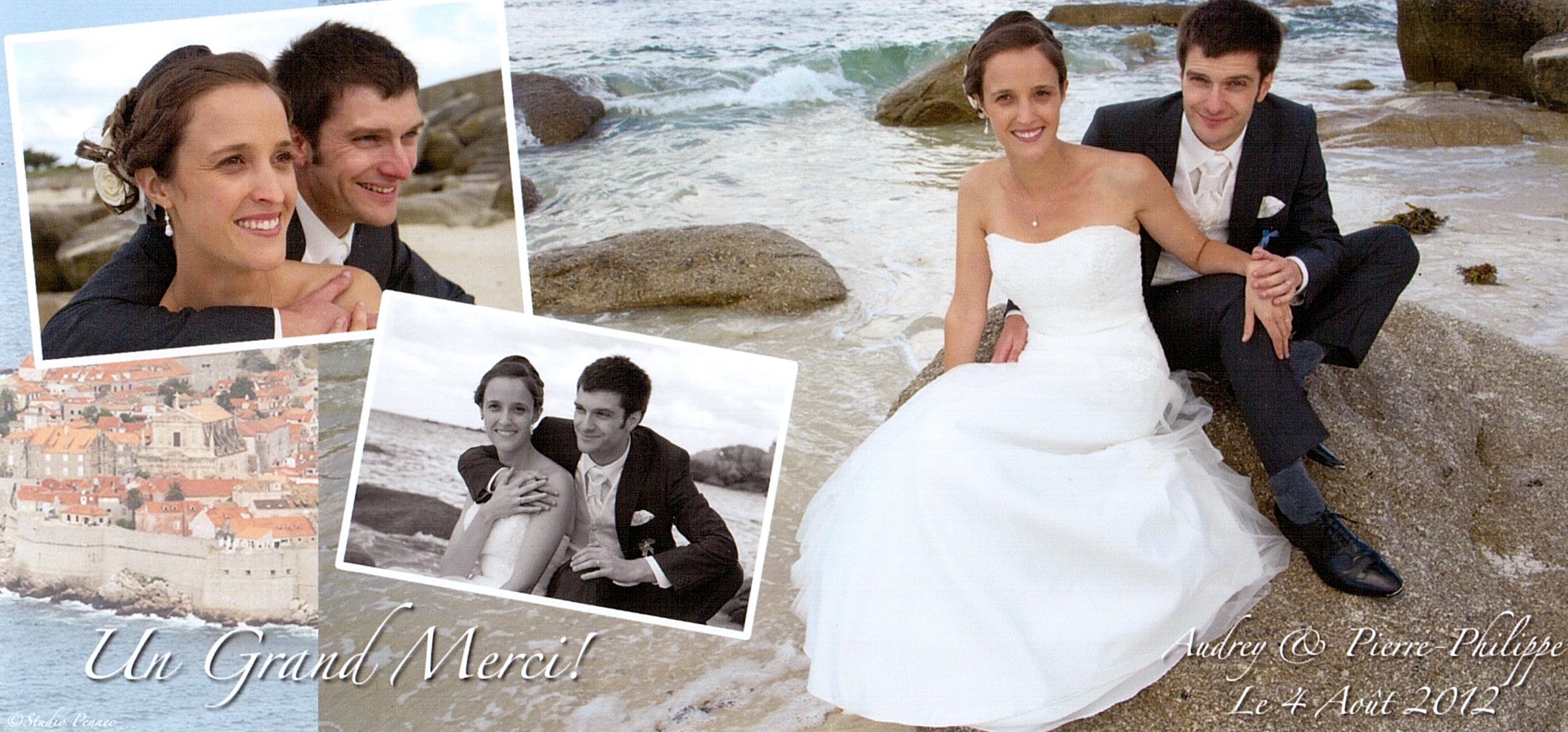 Mariage d'Audrey et Pierre-Philippe