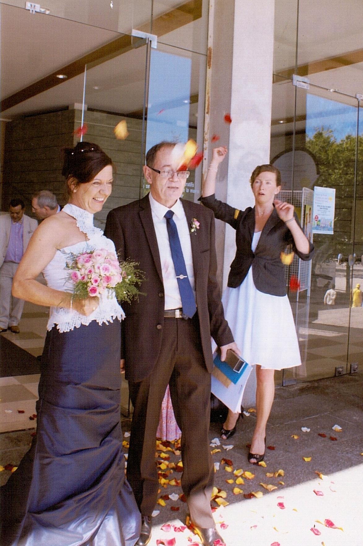 Mariage de Marie-Elise et Thierry